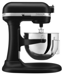 STAND MIXER- 5 QUART, NARROW, LIFT BOWL - Black Matte