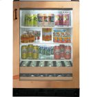 "24"" Custom Panel Beverage Center Product Image"