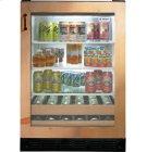 "24"" Custom Panel Beverage Center Product Image"