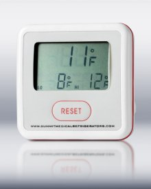 NIST traceable thermometer