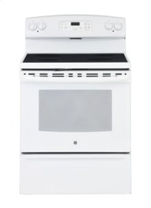 "30"" Free Standing Electric Self Cleaning Range"