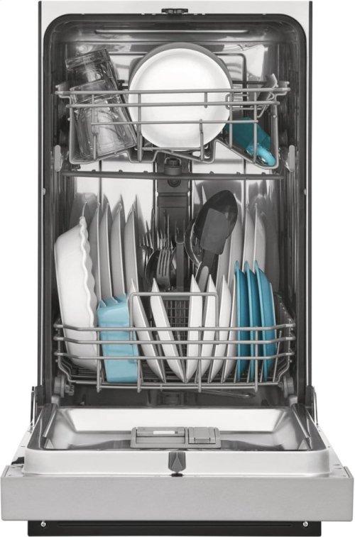 18'' Built-In Dishwasher