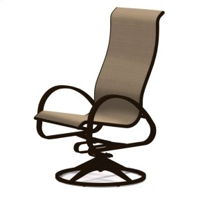 Aruba Sling Supreme Swivel Rocker