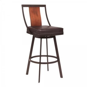"Armen Living Easton 30"" Bar Height Barstool"