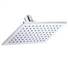 "Chrome 5"" by 8"" Rectangular Showerhead"