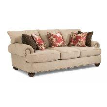 Patterson Fabric Sofa with Nailhead Trim