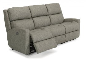 Catalina Fabric Reclining Sofa