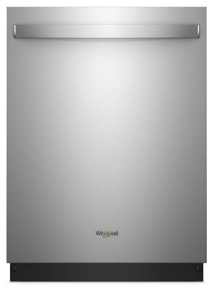 Stainless Steel Tub Dishwasher with Third Level Rack Product Image