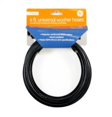 Rubber Washer Hose - 2 pack