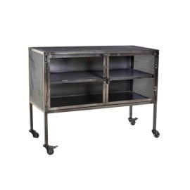 Industrial Accent Cabinet
