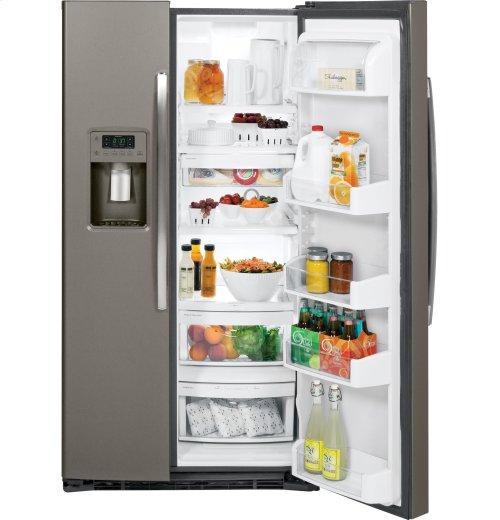 GE® Adora ENERGY STAR® 25.3 Cu. Ft. Side-By-Side Refrigerator