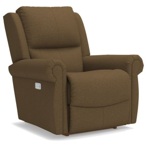 Duncan Power Rocking Recliner