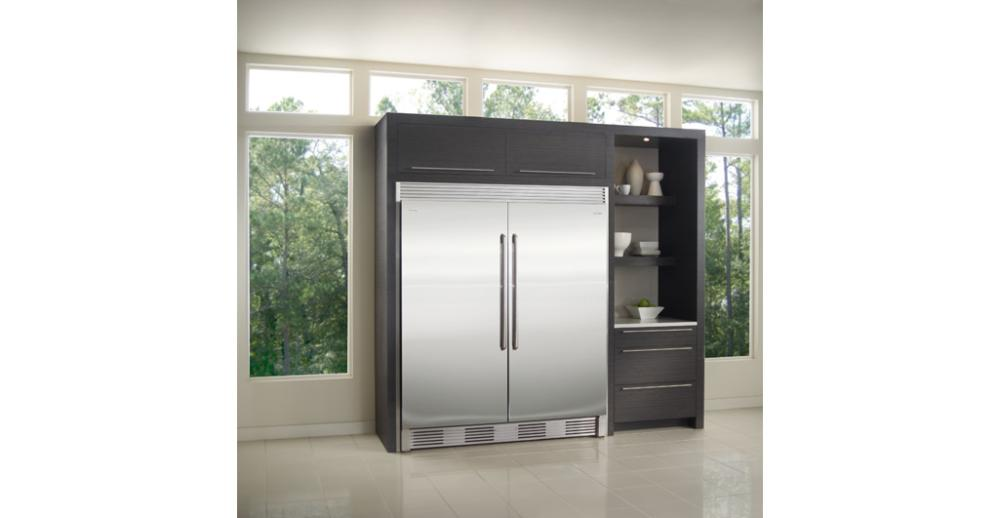 hidden additional electrolux iqtouch 64in builtin energy star counter