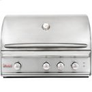 Blaze Professional 34-Inch 3 Burner Built-In Gas Grill With Rear Infrared Burner, With Fuel type - Propane Product Image