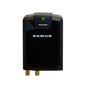 Sanus3-Outlet Super Slim AV Surge Protector