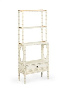 Bamboo Bookcase-crm