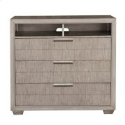 Reynold 3 Drawer Media Chest Product Image