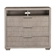 Reynold 3 Drawer Media Chest