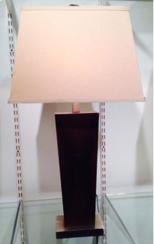 Diagonal Lamp