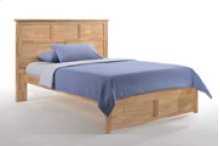 Tarragon Bed in Natural Finish