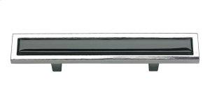 Spa Black Pull 3 Inch (c-c) - Polished Chrome Product Image