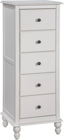 Lingerie Chest Beach White