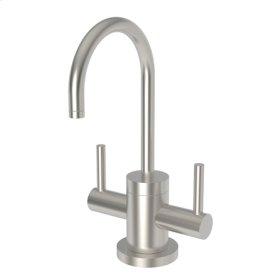 Satin Nickel - PVD Hot & Cold Water Dispenser