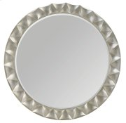 Miramont Round Mirror in Miramont Silver Sand (360) Product Image