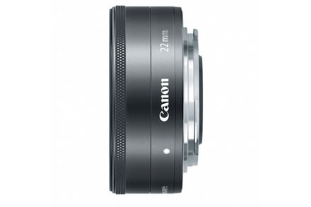 Canon EF-M 22mm f/2 STM Wide-Angle Lens