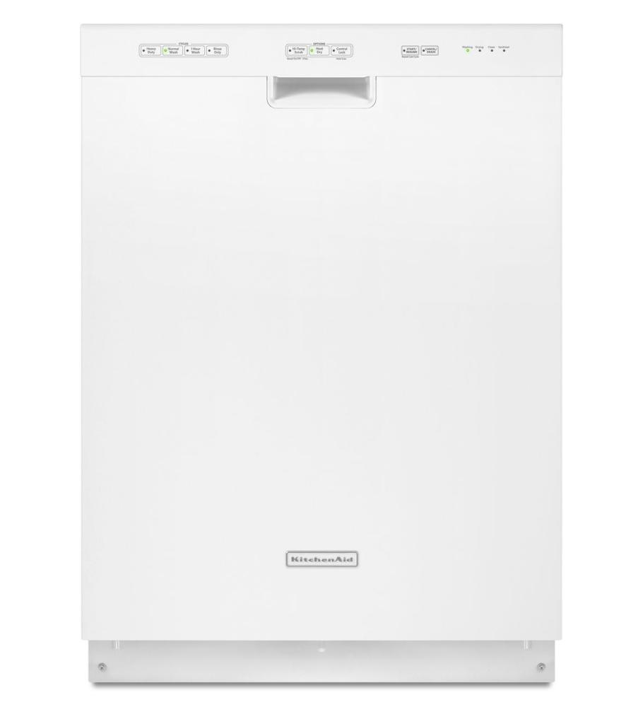 Kitchenaid Whisper Quiet Dishwasher: KUDC10IXWH Kitchenaid