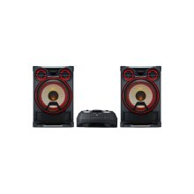 LG Xboom Ck99 5000w Hi-fi Entertainment System With Karaoke Creator