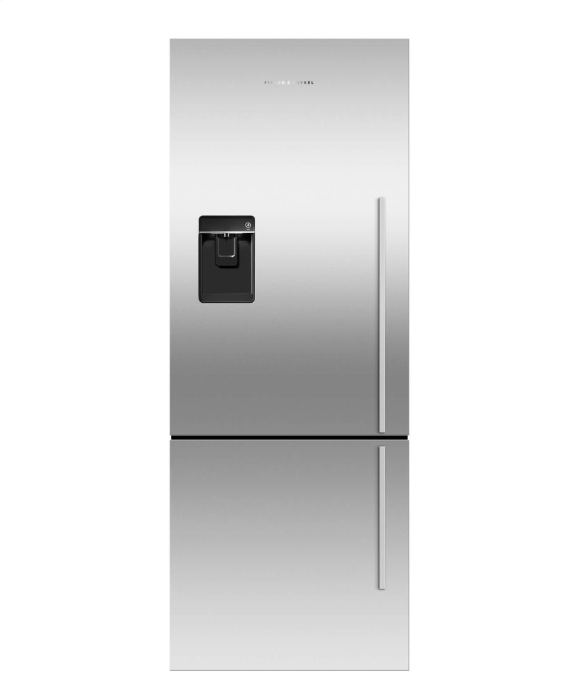 Rf135bdlux4n Fisher Amp Paykel Counter Depth Refrigerator 13