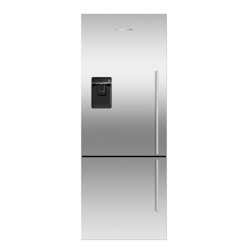 Counter Depth Refrigerator 13.5 cu ft, Ice & Water