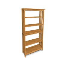 72''H Mission Bookcase