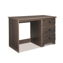Desk w 3 Drawers