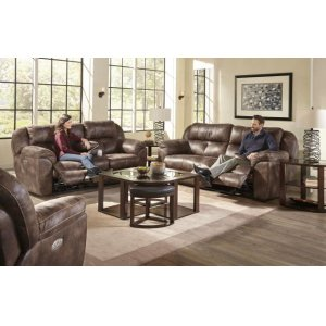 CATNAPPER 61890R Ferrington Dusk Power Wall Recliner