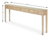 Jeweler's Console Table
