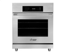 """30"""" Heritage Induction Pro Range - Stainless Steel"""