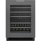 "24"" Under Counter Wine Cellar, Panel Ready Product Image"