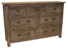 Impressions 7 Drawer Dresser