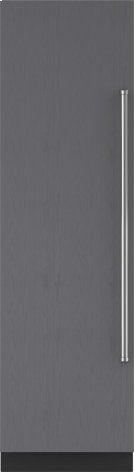 "24"" Designer Column Freezer with Ice Maker - Panel Ready Product Image"