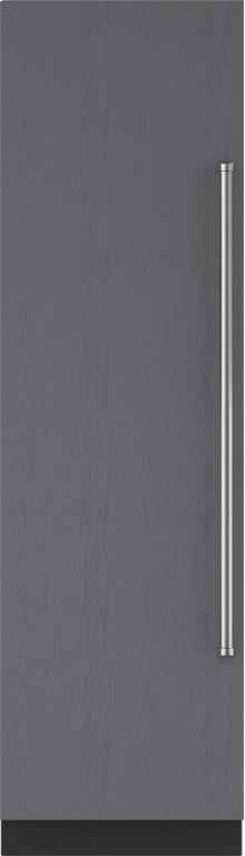 """24"""" Integrated Column Freezer with Ice Maker - Panel Ready"""