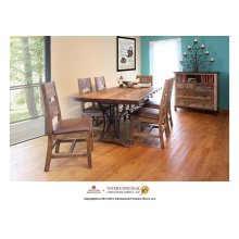 Antique Multicolor Dining Collection