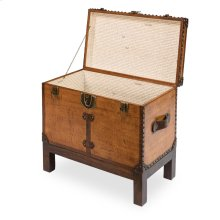 Abilene Leather Box W/Stand