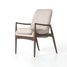 Braden Dining Arm Chair-light Camel