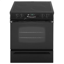 Electric Range with Precision Cooking System