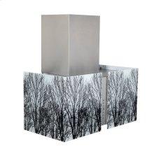 Stainless Steel ART2 Wall Mounted Hood