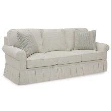 Studio C Sofa - Straight Cushion Pleated Arm