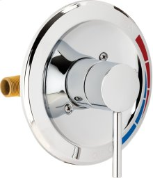 Pressure Balancing Tub and Shower Valve with Trim