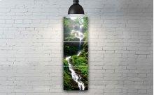 """""""cascade"""" artwork"""